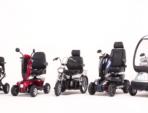 Mobility is an ability we all take for granted